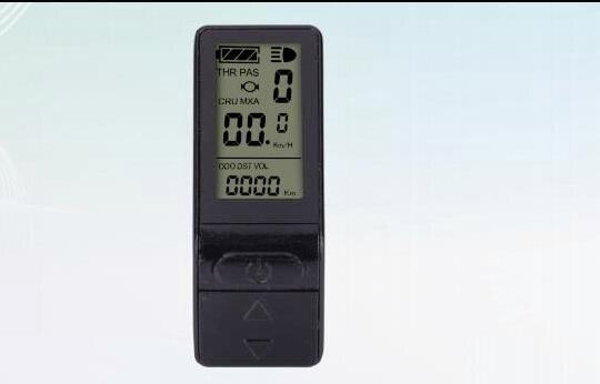Envío Gratis ebike 24 V 36 V 48 V 48 V inteligente KT LCD LCD4 Panel de Control de pantalla electrica bicicleta piezas KT control