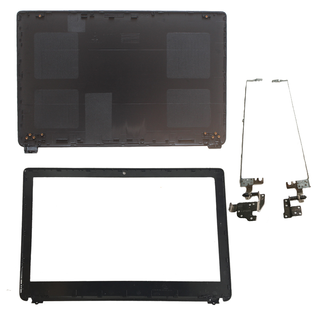 NEW For Acer Aspire E1-510 E1-530 E1-532 E1-570 E1-532 E1-572G E1-572 V5WE2 Z5WE1 LCD BACK COVER/LCD Bezel Cover/LCD Hinges
