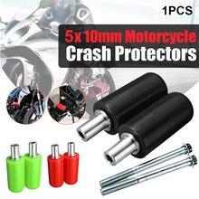 1pcs Anti Crash Protector Plastic Frame Sliders Universal Safeguard Motorcycle Anti-Crash