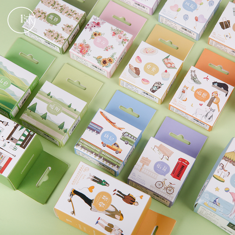 Cute Kawaii  Summer Time Japanese Masking Washi Tape Decorative Adhesive Tape Decora Diy Scrapbooking Sticker Label Stationery