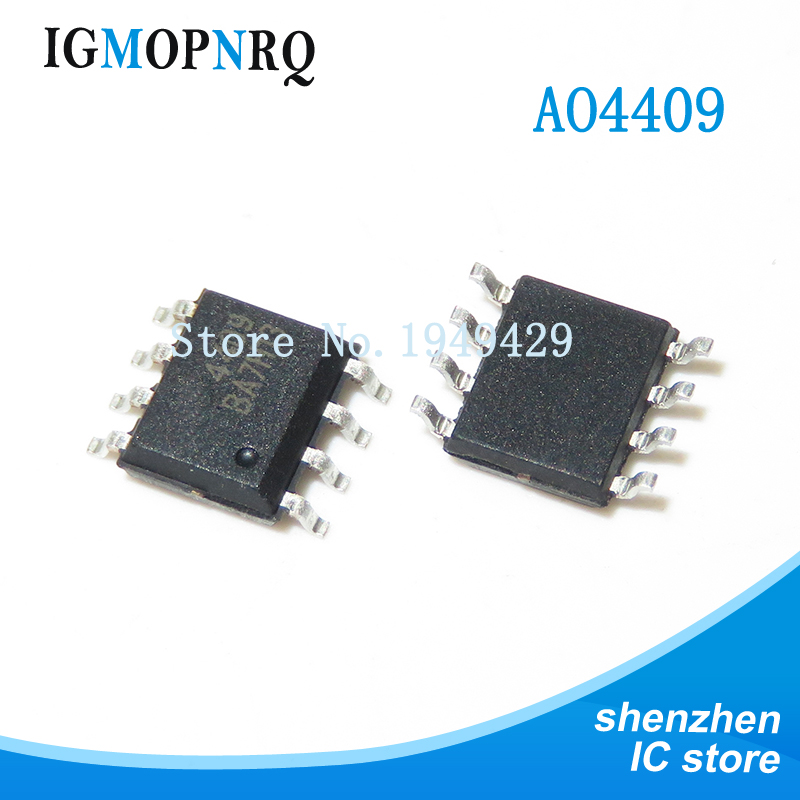 10piece <font><b>AO4409</b></font> 4409 MOSFET SOP-8 new original image