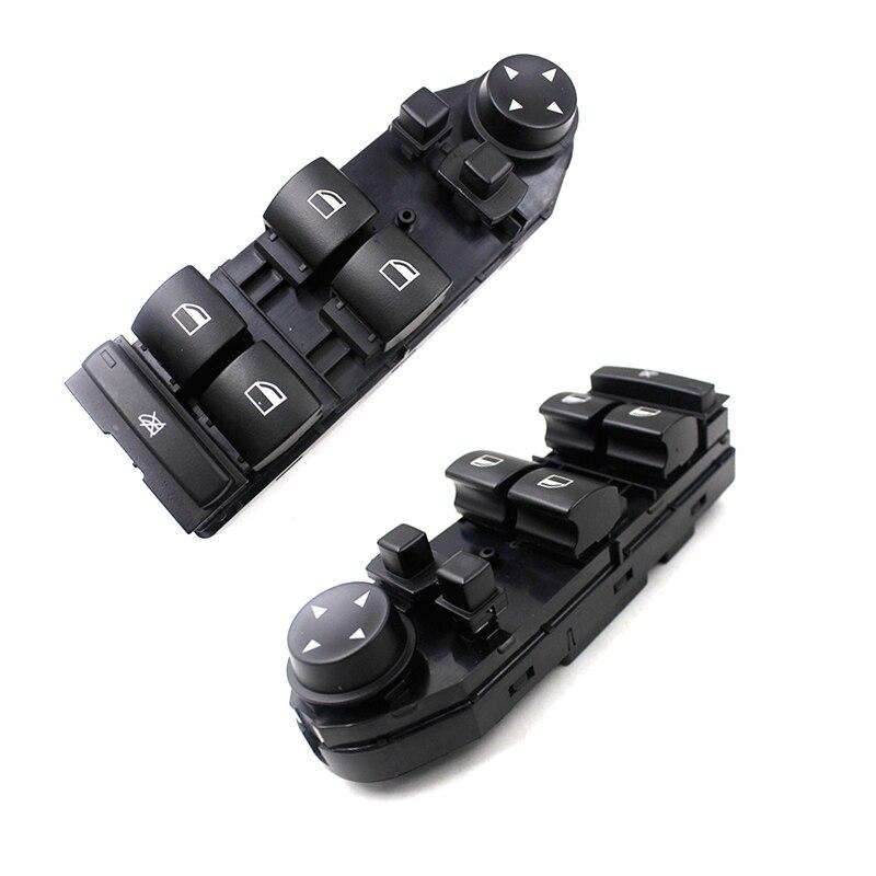 Sol sürücü yan cam anahtarı 61316951904 6131-6951-904 BMW için uyar E60 E61 5-Serie