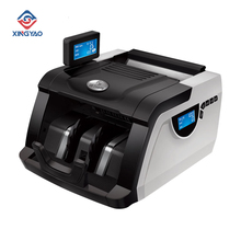 Multi Currency Uv Mg Ir Fake Note Detection Cash Money Counting Machine Bill Counters