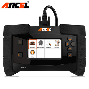 ANCEL FX4000 OBD2 Automotive Scanner Full Systems Car Diagnostic Tool Oil Reset ABS Airbag EPB OBD Scanner Lifetime Free Update