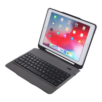 TPU Soft Case For iPad 6th 2018 9.7 Bluetooth keyboard W Pencil Holder Leather Cover For iPad 2017 2018 9.7 Pro 9.7 Case Keypad