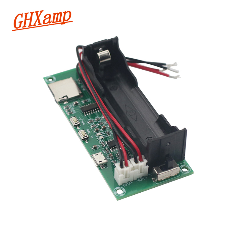 GHXAMP <font><b>2x3W</b></font> PAM8403 dual channel power <font><b>amplifier</b></font> board Class D Lithium battery DC5V image