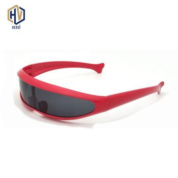 Kobiety mężczyźni okulary przeciwsłoneczne Planga moda kolorowe okulary szybkie okulary 2019 trendy okulary okulary męskie okulary jazdy tanie i dobre opinie HERVI Gogle Dla dorosłych Z tworzywa sztucznego UV400 Lustro Gradient Z poliwęglanu HP26 100 UVA UVB Rays UV400 Protection