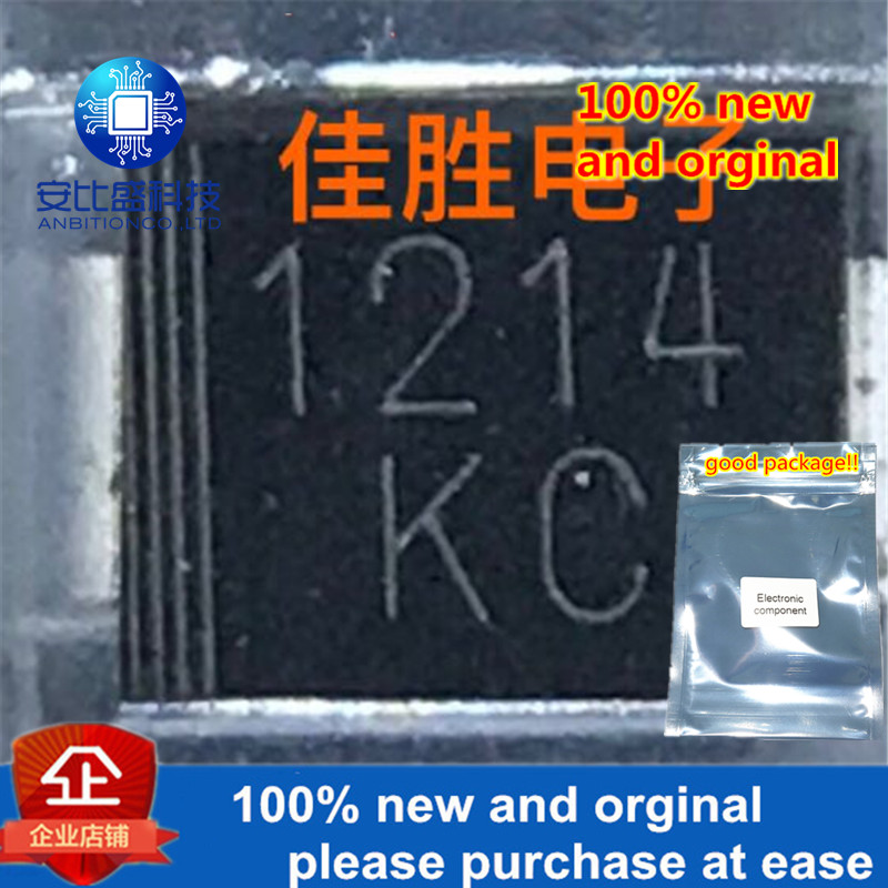 30pcs 100% New And Orginal SMBJ3v3 600W3.3v DO214AA Silk-screen KC Zener Diode In Stock