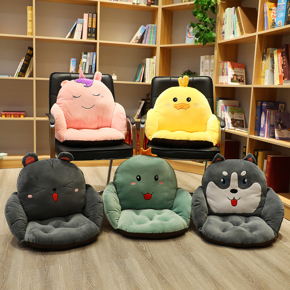 Cartoon Chair Cushion Pads Students Office Chair Cushion Seat Pad Seat Cushion Chair Pillow Floor Pillow Cushion For Chair Home