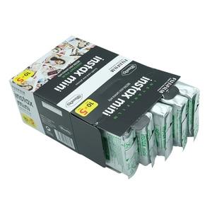 Image 3 - Bianco 100 fogli Fujifilm Instax Mini Film Fuji Instax fotocamera istantanea pellicola fotografica carta Mini 11 9 8 fotocamera Mini 7s 70 90 C