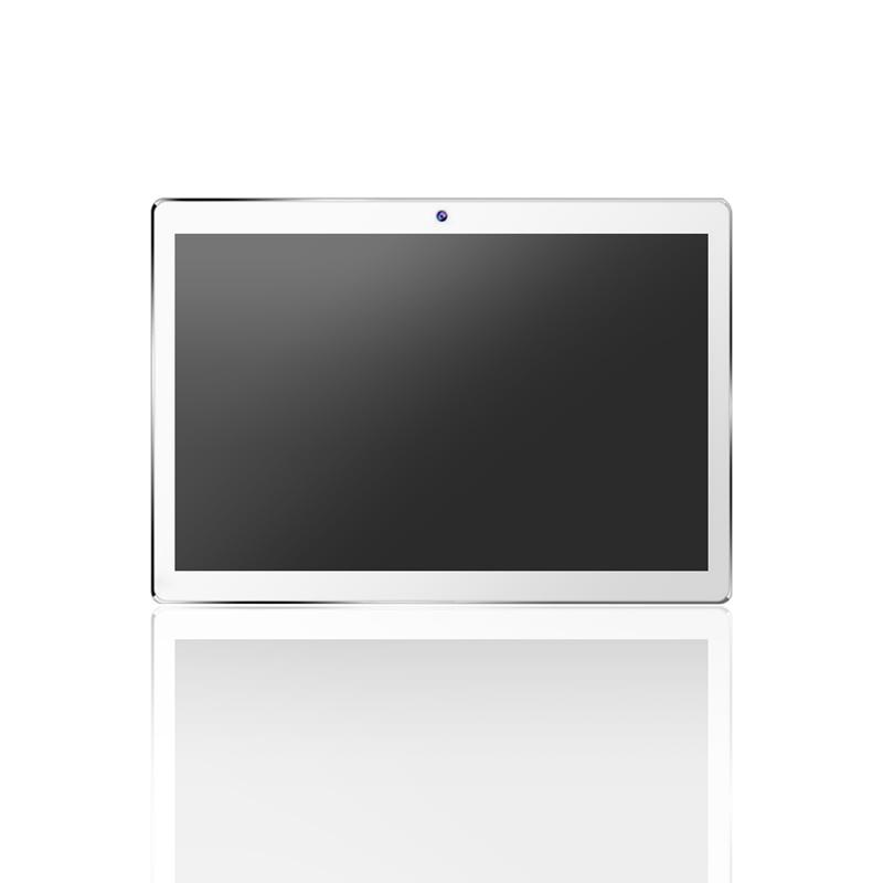 HOT-10.1 Inch Dual Band WiFi Tablet Android 6.0 MT6582 Quad Core 2GB RAM 16GB ROM 5MP/2MP Camera Built-In 6000MAh Battery EU Plu
