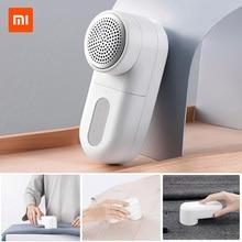Xiaomi mijia lint removedor usb faca pequena escova pano proteção máquina de corte tecidos fuzz shaver para suéteres tapetes roupas