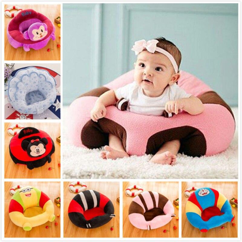 Baby Sitze Sofa Fütterung Stuhl Kinder Hohe Stühle Puff Sitz Bettwäsche Infant Nest Sitzsack Aufblasbare Sessel Für Kind Kissen Sitzen