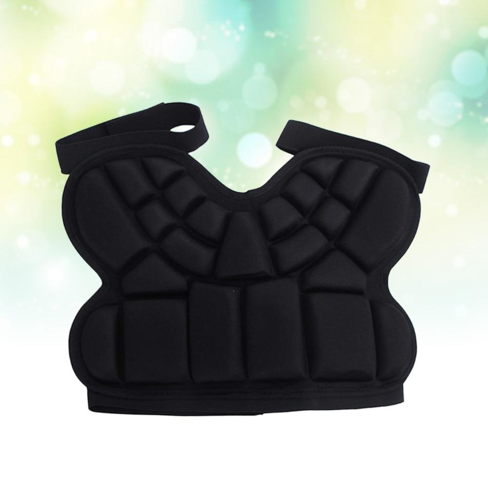 Size Kids Protective Hip Pad Shorts Adjustable Black Lightweight for Ski Snowboard Roller Skating Hockey Soccer Undersea