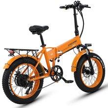 R6 bici elettrica pieghevole 20 pollici ebike 350w/500w 48v 10ah/12.8ah LG batteria al litio di alta qualità 5 livelli Mountain Beach Ebike