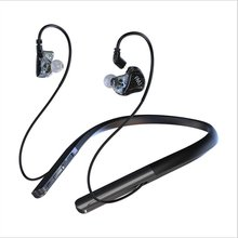 S6 Sport Neckband Wireless Headphone Bluetooth Earphone Subwoofer For Phone with Mic iPhone Xiaomi Huawei