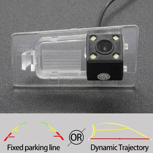 Câmera de visão traseira do carro do ccd da trajetória fixa ou dinâmica para hyundai elantra/avante 2011-2020 solaris sedan hcr 2017-2020 carro