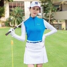 Для женщин Плиссированное Гольф юбка дамы для похудения для бадминтона шорты для гольфа, тенниса юбки юбка-брюки спортивного типа спортивная короткая юбка D0669