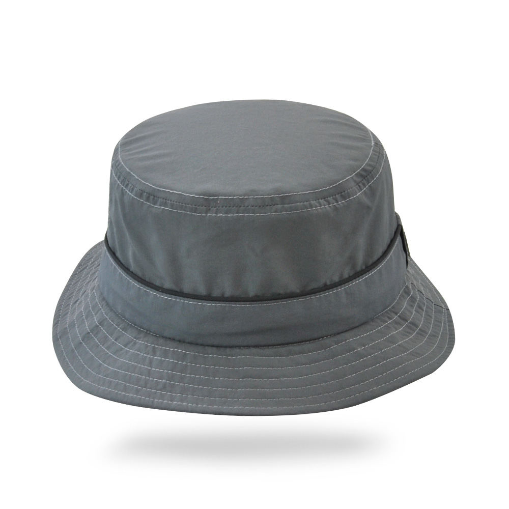 Folding Bucket Hat Men Women Fisherman Sun Cap Spring Summer Solid Color