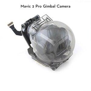 Image 1 - DJI Mavic 2 Pro Giunto Cardanico Della Macchina Fotografica con giunto cardanico della copertura 4k Hasselblad fotocamera compatibile con DJI mavic 2 pro di marca nuovo originale in azione
