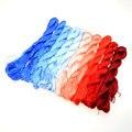 Новинка 400 м шелковая вышивка/100% шелковая нить/Спиральная вышивка шелковая нить ручная вышивка крестиком