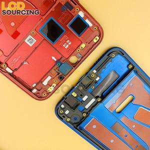 Image 3 - Originele Midden Frame Voor Huawei Honor 8x Front Frame JSN L21 L42 AL00 L22 Midden Frame Bezel Behuizing Vervangen Met Side toetsen
