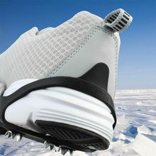 Shoe-Gripper Ground-Shoes-Cover Winter Boots Non-Slip Snow Outdoor 1-Pair Icy Elastic