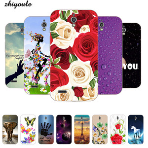 Soft Silicon Case for Huawei A