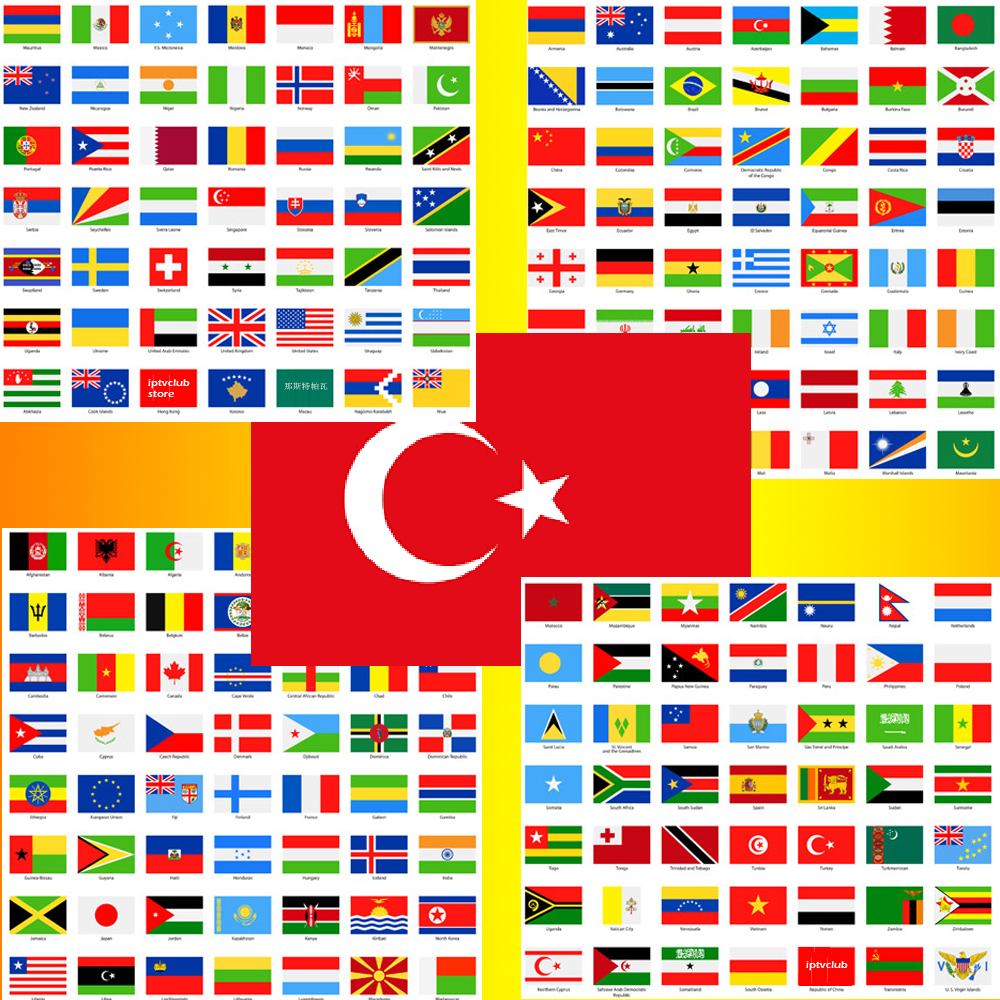 Turkey IPTV National Channels Live TV VOD Series IPTV Subscription  Code Support Android IOS Windows Xtream M3U  Adult MAG Smart