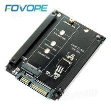 M.2 SSD מתאם M2 SATA מתאם NGFF M.2 מפתח b ממיר M2. כדי 2.5 SATA 6 Gb/s כוח מחבר כרטיס עם מארז שקע