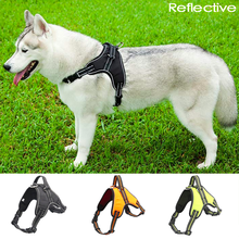 Dog Harness Tailup Pet Products Adjustable Reflective Vest Walking Lead Leash for Puppy