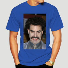 WELCOME TO THE SHITSHOW T shirt borat sacha baron cohen ali g grimsby bruno comedy british kazakhstan uk funny-2068D(China)