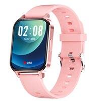 Smart Sport Uhr Smart Armband Herz Rate Überwachung Schlaf Sitzende Erinnerung IP68 Wasserdicht Gesundheit Armbänder für Männer
