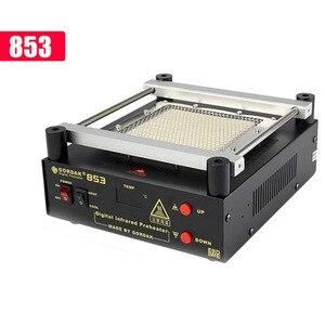Image 1 - GORDAK station de réparation ESD BGA 853, haute puissance, machine de préchauffage PCB et de dessoudage, IR