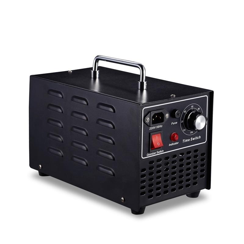 10G/H Ozone Generator CE Formaldehyde Removal Ozone Disinfection Machine Space Deodorization Sterilization Ozone Machine