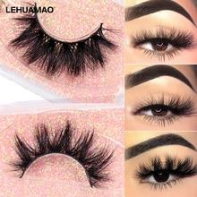 5D Mink Eyelashes Long