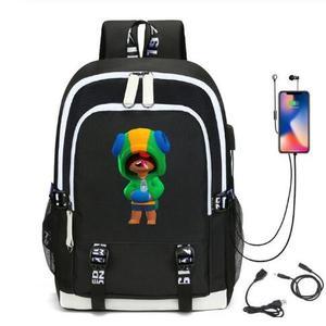 Hot Game Leon Kids Bag Backpac