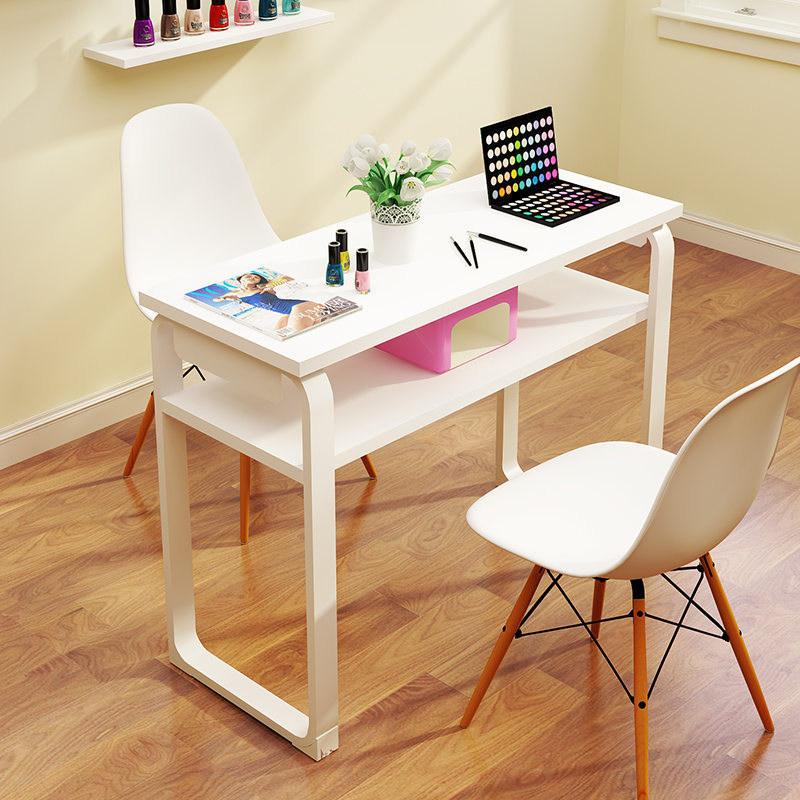 Nail Table Nail Table Japanese Style Nail Table Special Economical Nail Makeup Training Table Nail Table And Chair Set