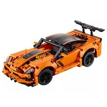 Decool Technic set Chevrolet Corvette ZR1 Children Super Racing Car Toys Building Blocks Bricks Christmas Gift