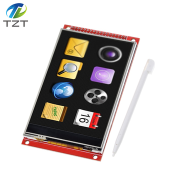 """3.95""""/4.0"""" inch 320*480 ST7796S TFT Color LCD Display Module Screen with Touch Panel For Arduino UNO Mega2560 8/16 Bit"""