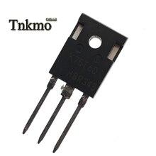 10 Pcs IKW75N60T K75T60 Om 247 K75T60A 75N60 TO247 75A 600V Power Igbt Transistor Gratis Levering