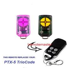 For PTX5V1 Trio code compatible garage door remote control remote duplicator