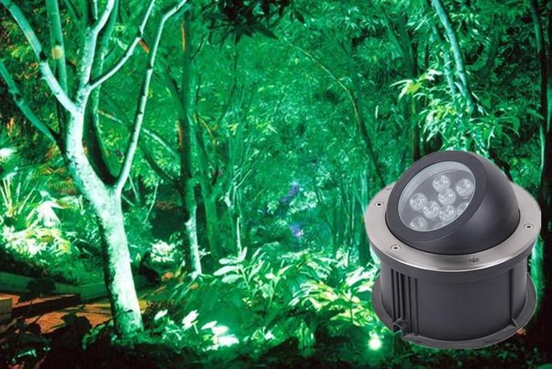 30W Pode Ser Escurecido Lâmpada LED Subterrânea