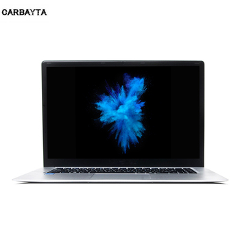 15.6 inch Student Laptop 4GB RAM 64GB ROM For Intel Celeron J3160 Windows 10 Pro Computer with Bluetooth 2.4G + 5G Dual WIFI