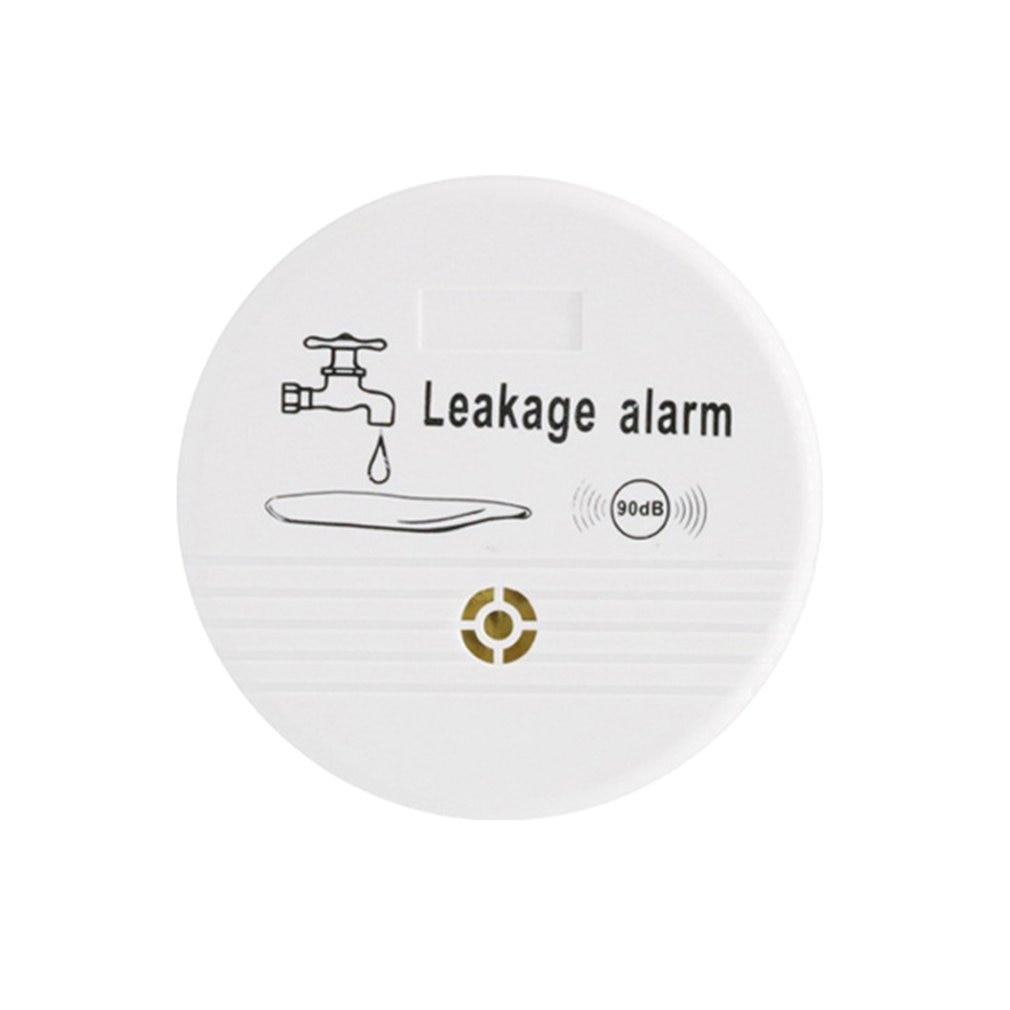 Water Overflow Leakage Alarm Sensor Detector 90Db Water Level Alarm Leak Flood Detection Alarm System