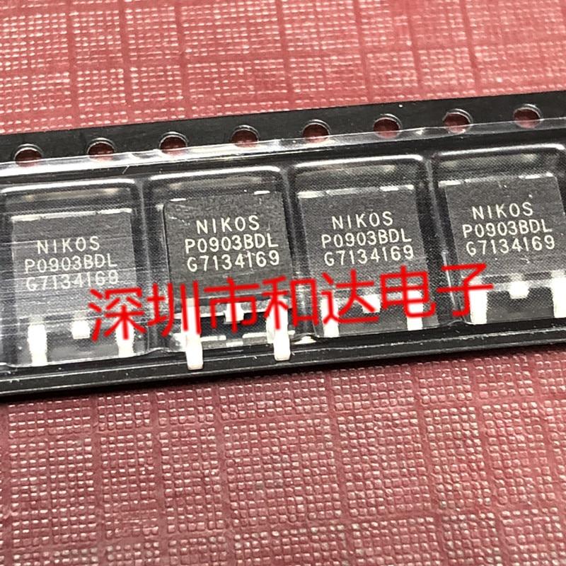 5 шт. P0903BDL TO-252 20 в 50 А