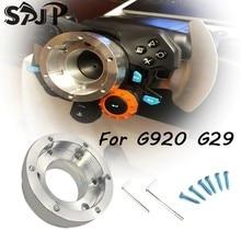 Placa adaptadora de volante para Logitech G29 G920 G923, 13/14 pulgadas, 70mm, PCD, modificación de juego de coche de carreras