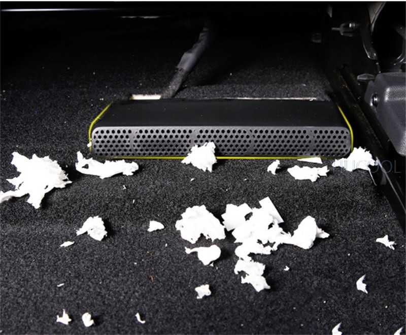 Per CITROEN C5 AIRCROSS seggiolino auto posteriore aria condizionata uscita aria copertura antipolvere anti-bloccaggio coperchio di protezione accessori auto