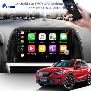 Image 5 - Car DVD For Mazda CX 5 ( 2012 2015) Car Radio Multimedia Video Player Navigation GPS Android 10.0 Double Din