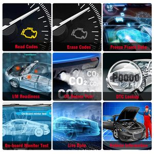 Image 2 - Originele Vident IAuto700 Iauto 700 Alle Systeem Diagnose Met Motor, Transmissie, Abs, Airbag Functies